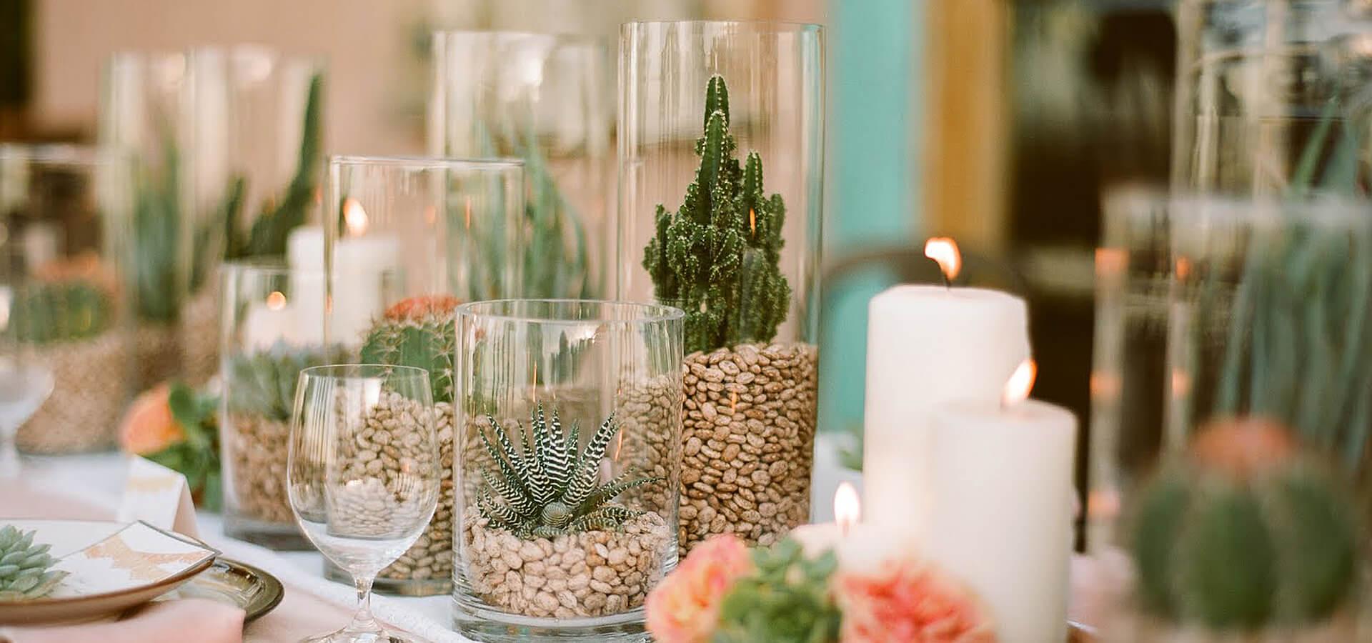 Свадьба в эко стиле - тренд 2017 года