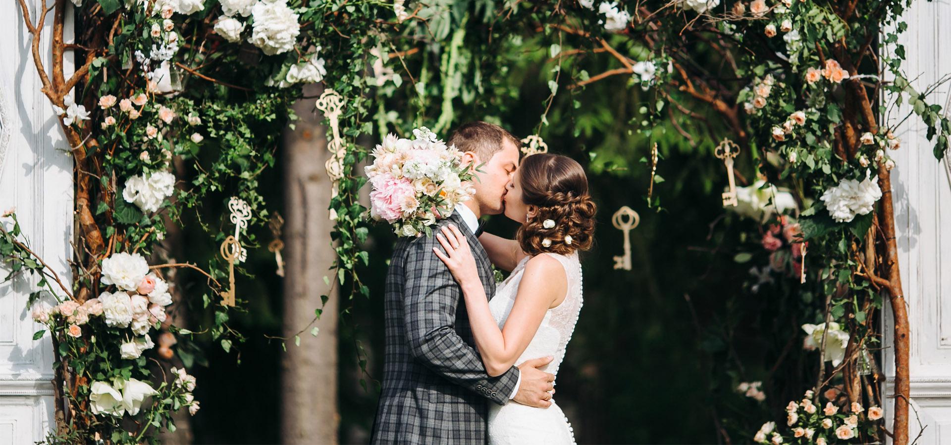 """Свадьба в стилистике """"сад"""" - лучшее решение для свадьбы весной"""